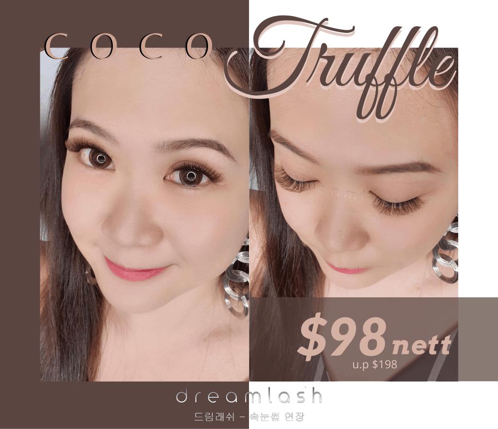 Coco Truffle $98