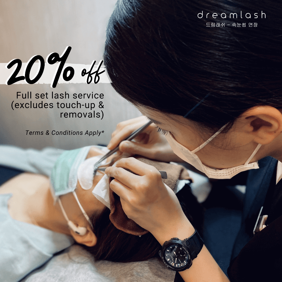 20% off first time
