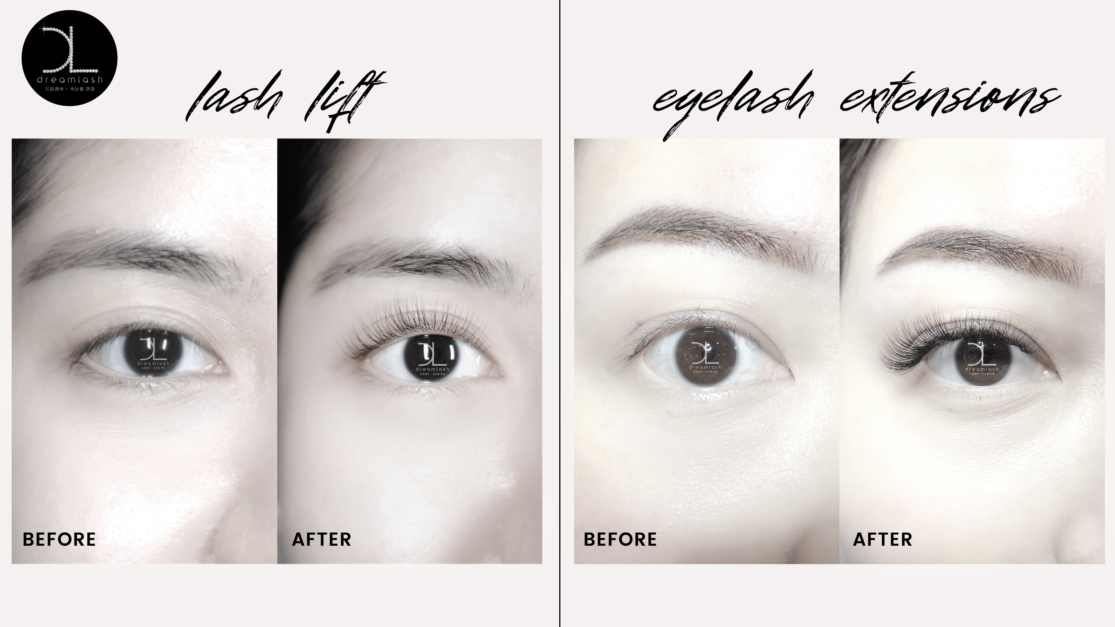 Lash Lift vs Eyelash Extensions