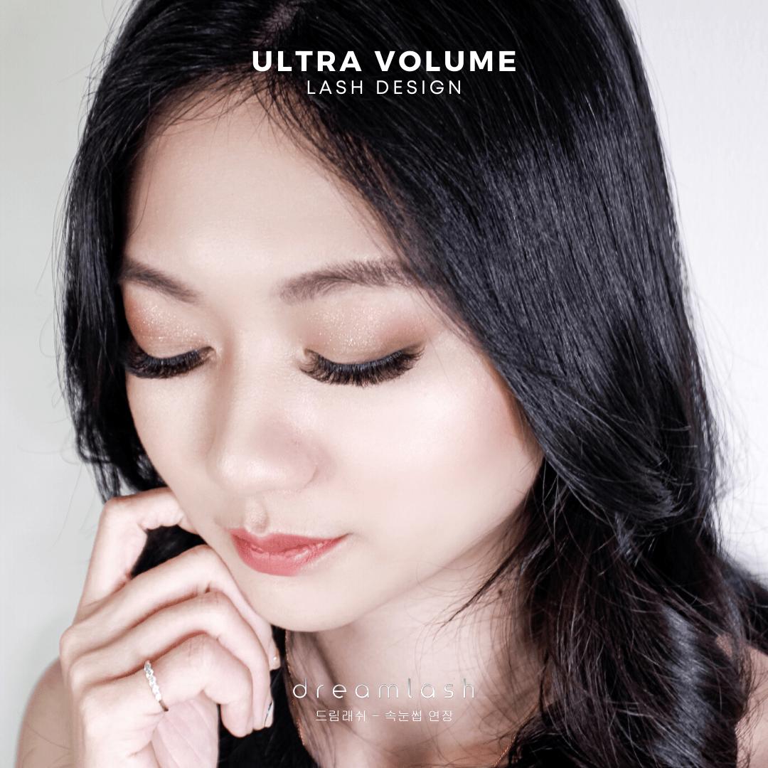 Ultra Volume Eyelash | Dreamlash