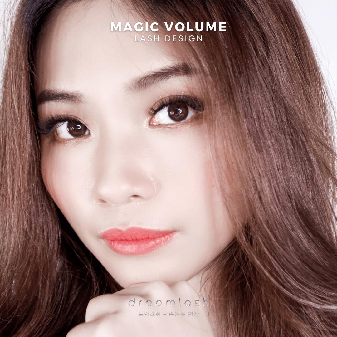 Magic Volume Eyelash | Dreamlash